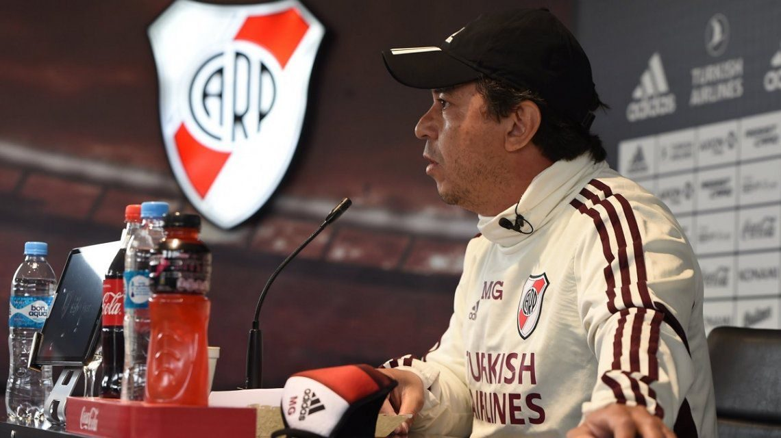 Gallardo confesó por qué River hará de local en el estadio de Independiente